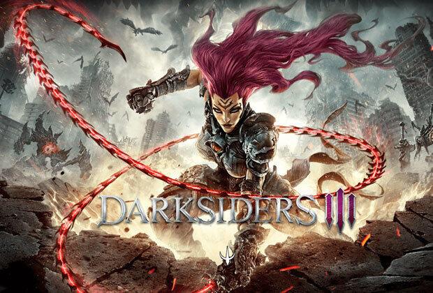 [OT] Darksiders III | Unleash The FURY