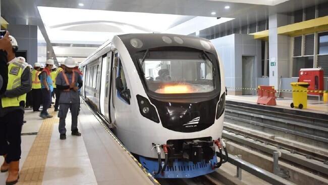 5 Fakta LRT Palembang