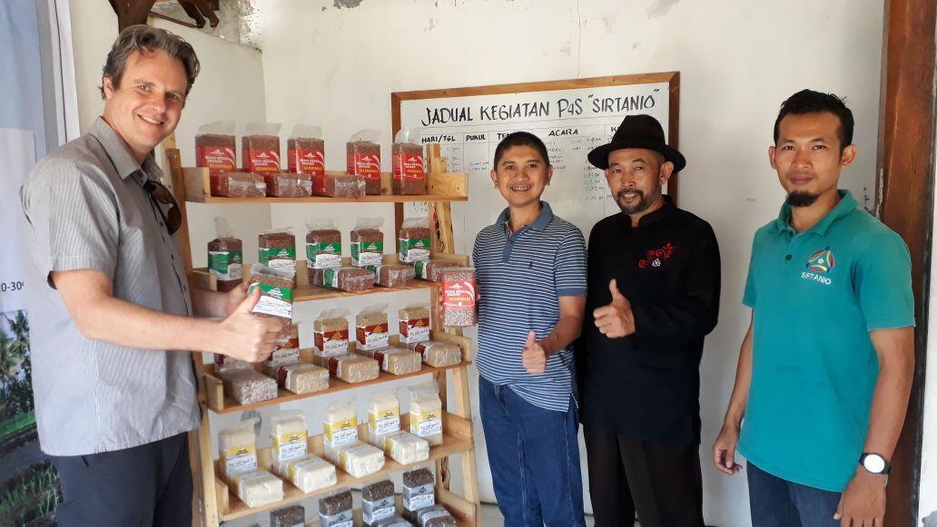 Distributor Beras Organik Banyuwangi (Sirtanio)