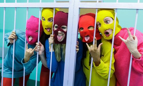 Pussy Riot, Mereka yang Nekat Menginvasi Pertandingan Final Piala Dunia 2018