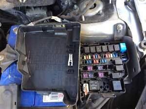 mazda 2 engine fuse box