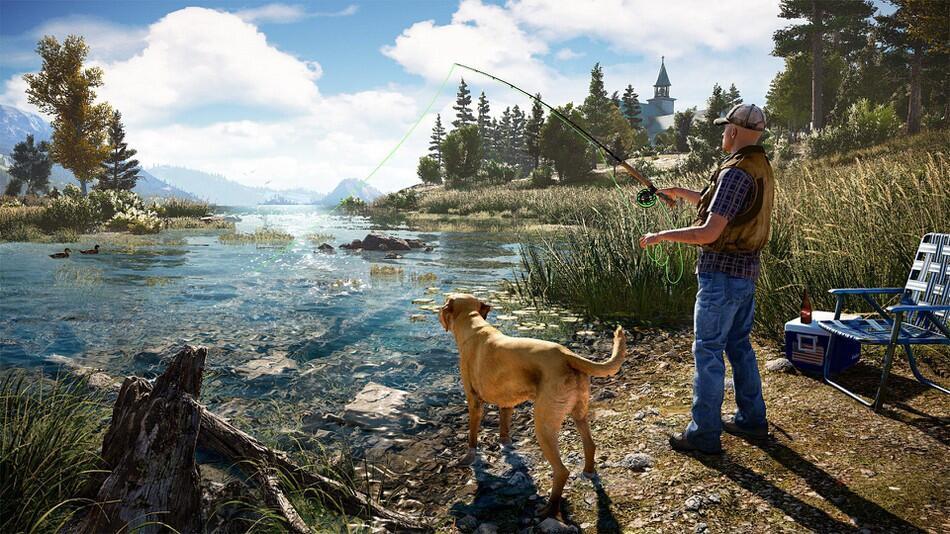 Taukah Agan, 5 Trik ini Bisa Membantu mu Dapetin Banyak Uang di Far Cry 5
