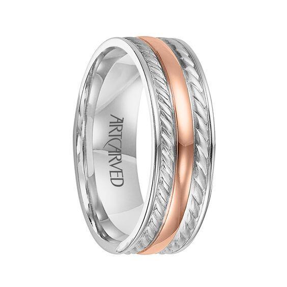 Jenis-Jenis Model Cincin Palladium Untuk Pernikahan