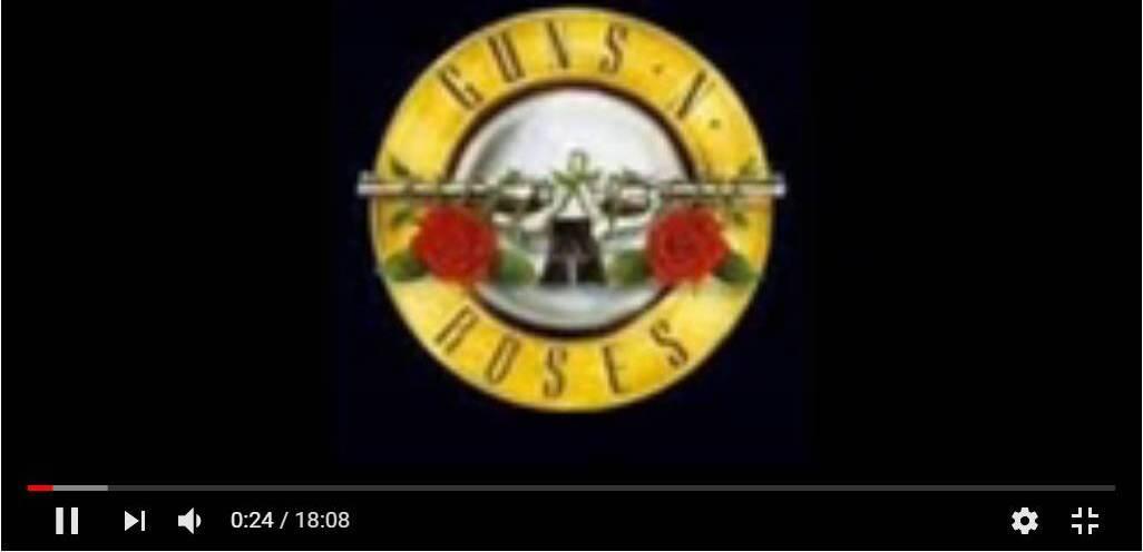 9 Fakta Menarik Dari Lagu November Rain Guns N' Roses Yang Melegenda