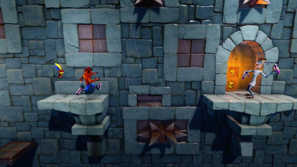 Tips & Trik Taklukan Crash Bandicoot N Sane Trilogy Stormy Ascent
