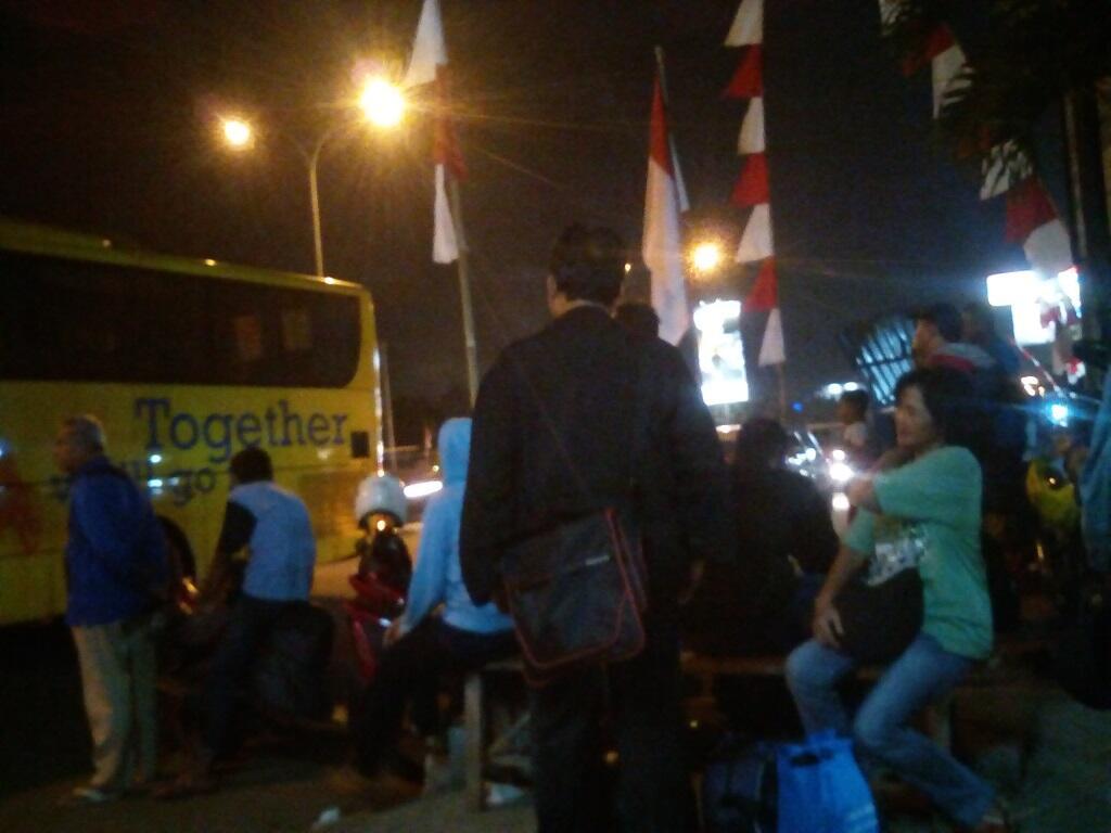 [COC] - Estafet Denpasar - Jakarta Bersama Surya Bali dan PO Haryanto