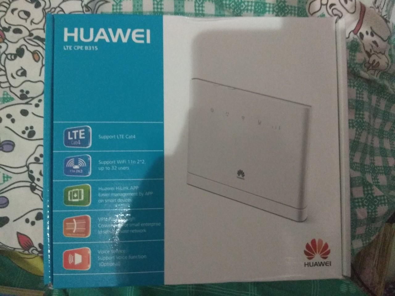 Huawei Home B315s Unlock 4g Bundle Indosat Unlimited Internet 1 Router B310 Free Xl 240gb Unlocked Review Tahun