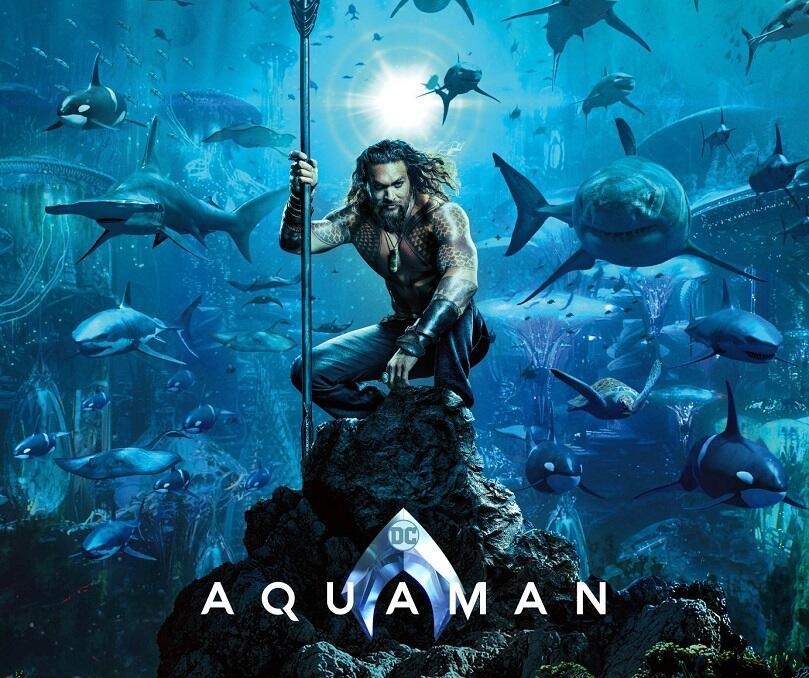 Aquaman & Black Panther Adalah Twin Movies, Lebih Mirip
