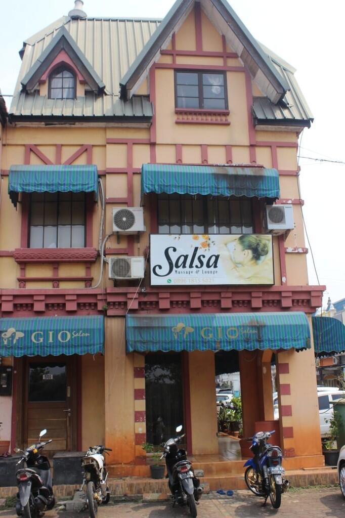 SALSA Massage & Lounge - KOTA WISATA CIBUBUR - RUKO SENTROP