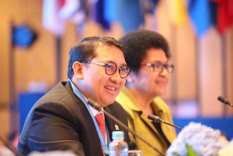 Bangga, DPR-RI Menjadi Insiator Negara Pasifik