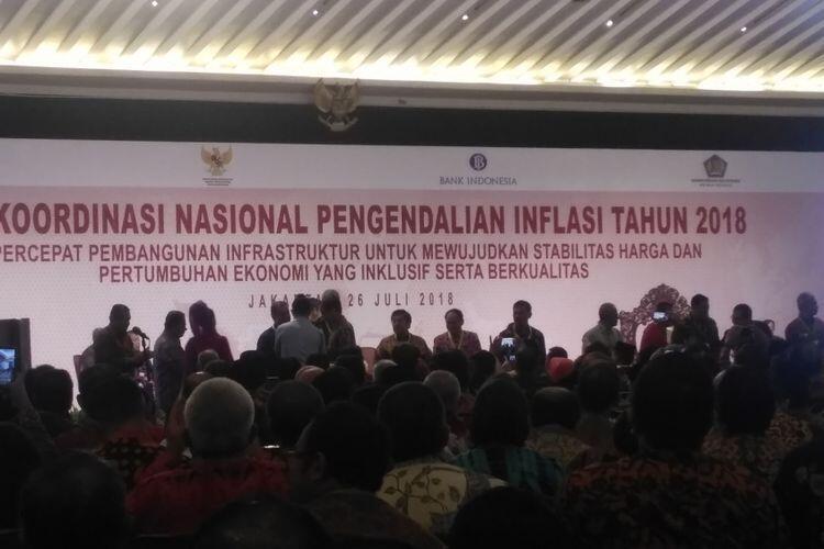 Akui Neraca Perdagangan Defisit, Jokowi Minta Keran Ekspor Dibuka