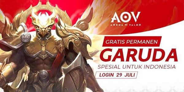 Ane Siap Gendeng Pakai Wiro Sableng di AOV!