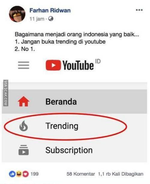 7 Meme Seputar YouTube ini Bakalan Menghibur Waktu Istirahat Kalian Nih, Guys !