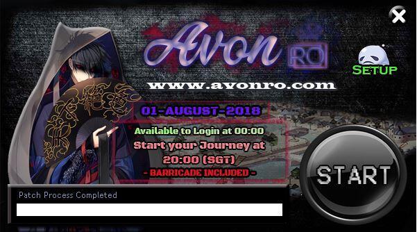 Avon Ragnarok Online Renewal 2018 (PLAY FOR WIN) WoE Season 1 HADIAH 5 JUTA RUPIAH
