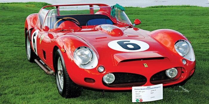 mobil ferrari klasik dan mahal