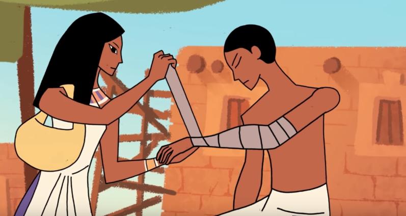 Sehari Menjadi Dokter Pada Jaman Mesir Kuno