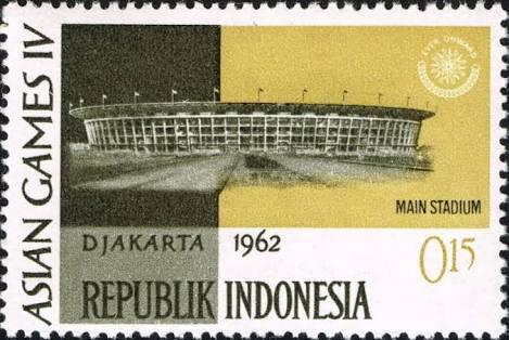 Ini Nih, Souvenir Asian Games 1962