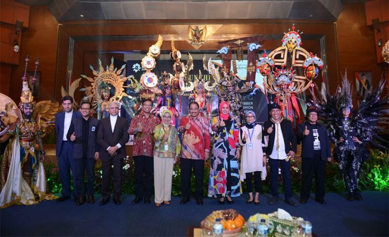 Icon Kota Jember yang Mendunia, JFC 2018 : ASIALIGHT #IniIndonesiaku
