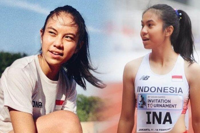 #IniIndonesiaku: Kenalan Sama Jeany Yuk Gan! Sprinter Indonesia Asian Games 2018