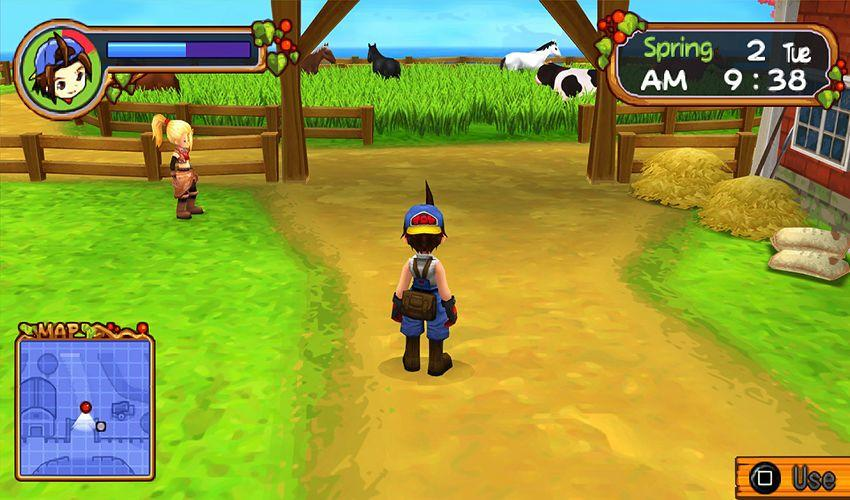 Selain Back to Nature, Ini 5 Seri Game Harvest Moon yang