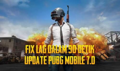Config Pubg Update Terbaru 0.6.0 (juni-juli 2018)
