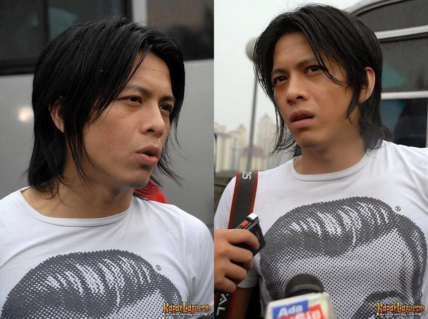 5 Model Gaya Rambut Milik Ariel Noah Ini Bikit Netizen ...