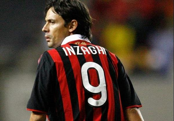 Higuain dan Kutukan Jersey Nomor 9 di AC Milan