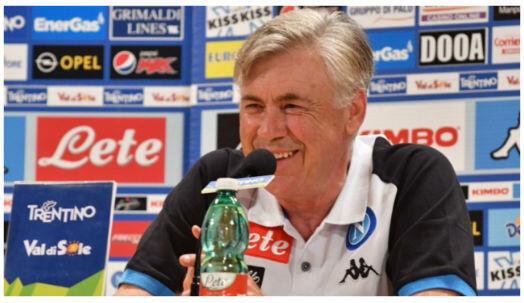 Ancelotti Kabur Usai Laga Persahabatan, Begini Pernyataan Napoli