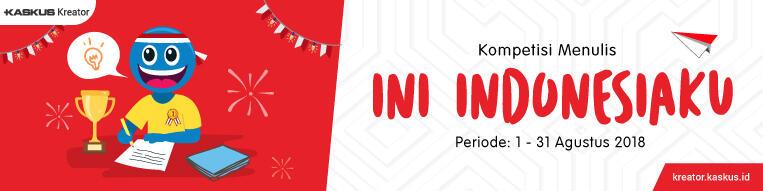 [ #IniIndonesiaku ] Hal Yang Membanggakan Indonesia Dimata Dunia