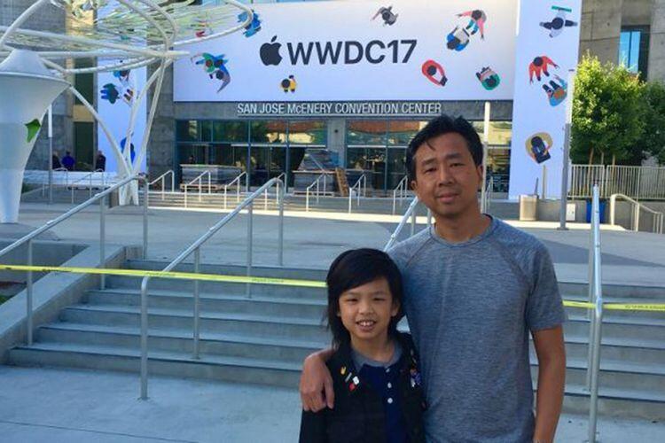 #IniIndonesiaku Programmer Cilik Berdarah Indonesia Dipuji Bos Apple