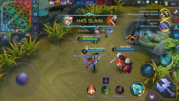4 Makna dari Permainan Game Mobile Legends yang bisa dipraktekan di Kehidupan