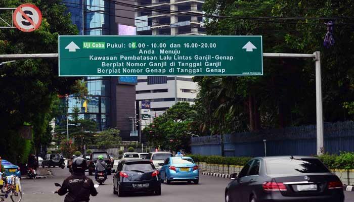 Setuju Jika Perluasan Ganjil-Genap di Jakarta Dipermanenkan?
