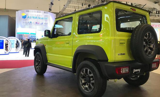 Suzuki Jimny dan Pesona Reinkarnasi
