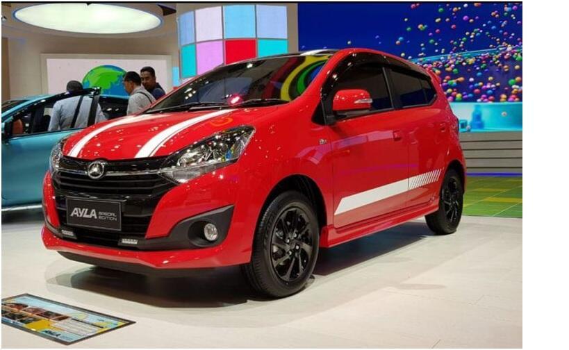 Lebay Enggak Sih, Mobil Murah Daihatsu Kena Demam Asian Games