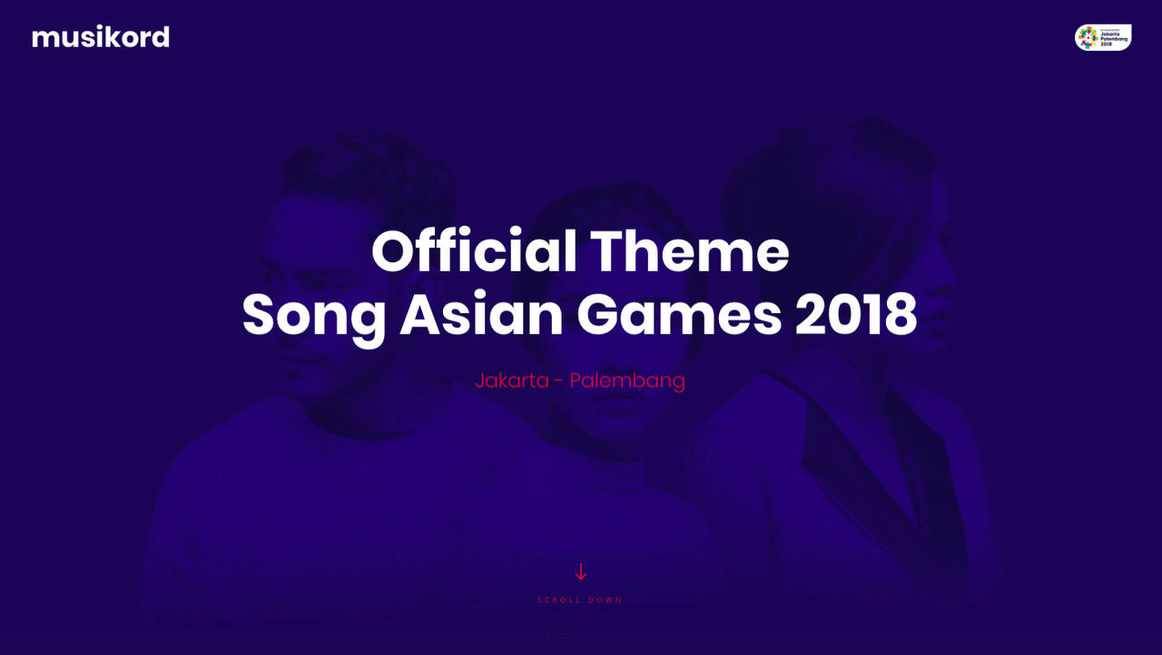 13 Official Theme Song Asian Games 2018 (Video & Lirik Inside)