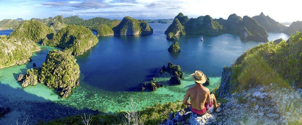 #IniIndonesiaku Punya 8 Destinasi Wisata Surgawi yang Mendunia