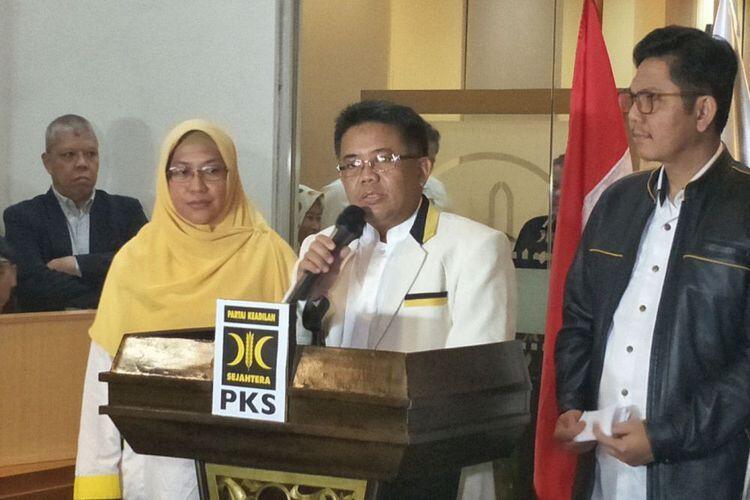 PKS: Prabowo Cuma Pegang Bola, Tak Jelas Akan Lempar ke Mana...