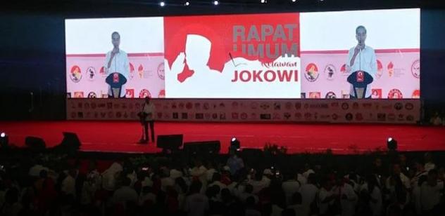 Mantan Relawan Minta Polisi Berani Tangkap Jokowi