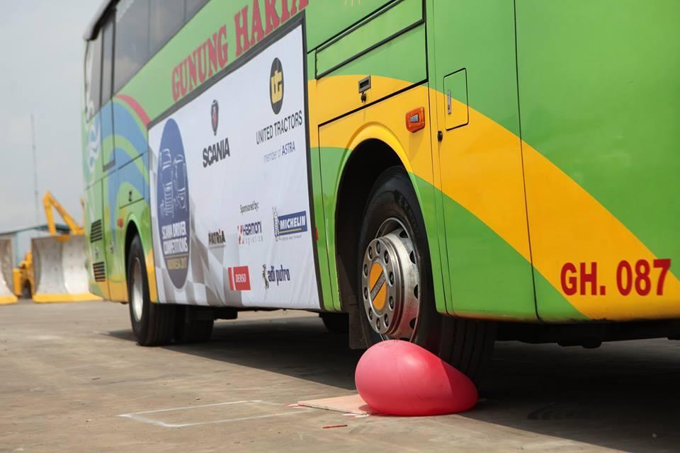 Jangan Remehkan. Ini Kompetisi Resmi untuk Pengemudi Bus di Indonesia
