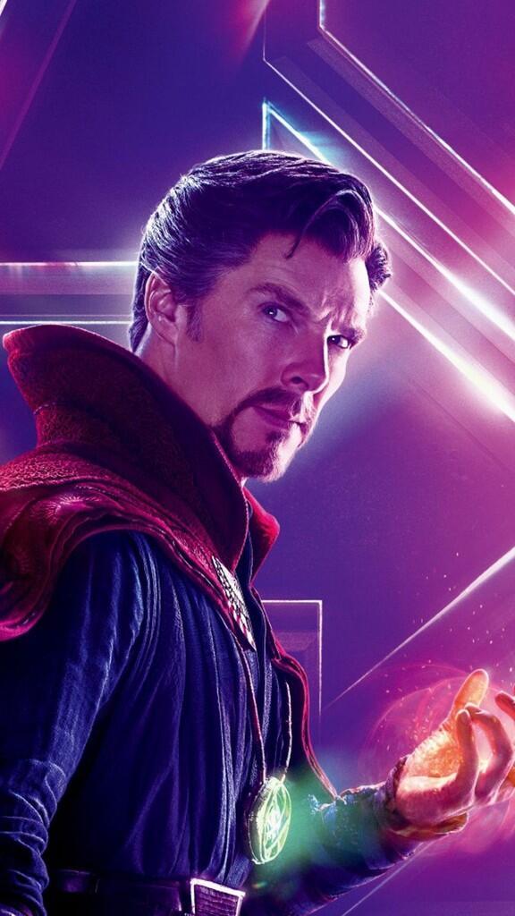 10 Karakter Avengers: Infinity War Dengan Screen Time Terbanyak