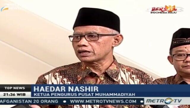 6 Masukan Muhammadiyah untuk Nawacita Jilid II