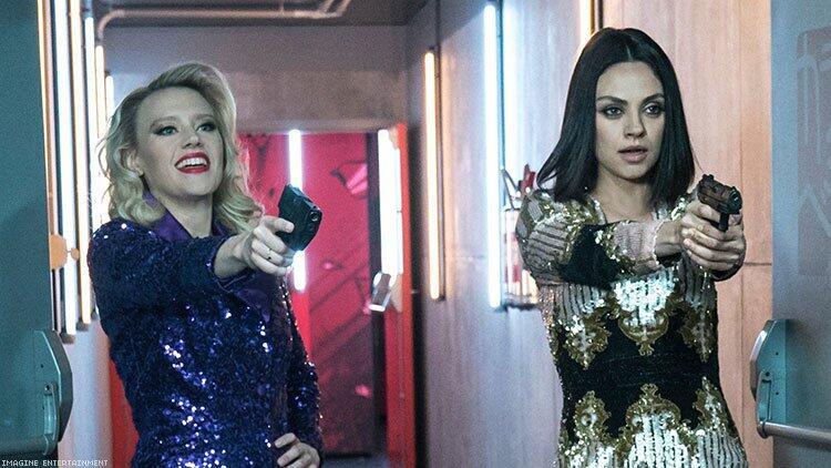 Action Comedy[The Spy Who Dumped Me] Formula Baru Dengan 2 Wanita Sebagai peran utama