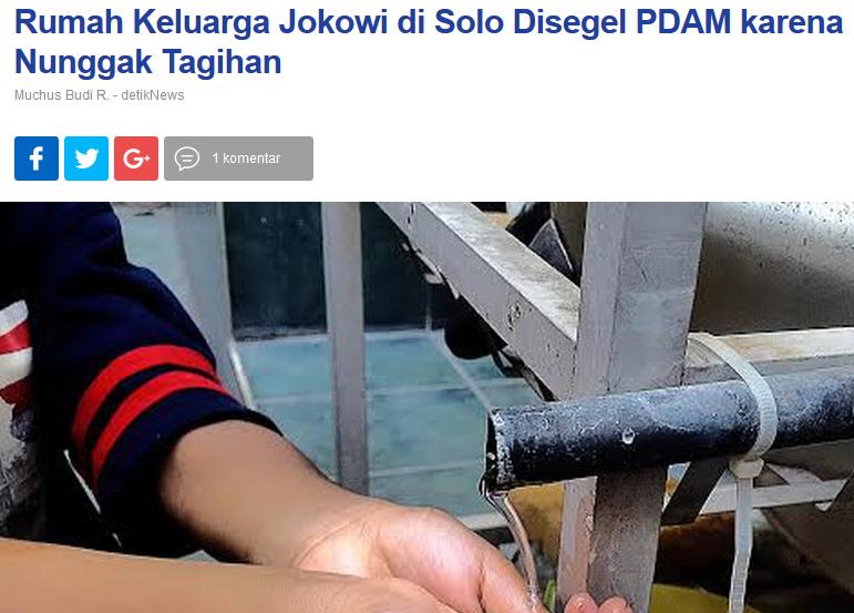(CNN) Kronologi Video Viral Relawan Projo Tak Bayar Bakso