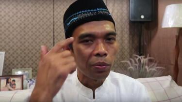 Blak-blakan Ustaz Abdul Somad soal Memilih Presiden