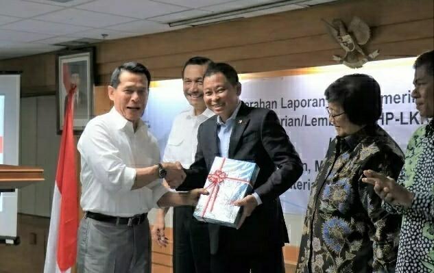 BPK Apresiasi Capaian Penerimaan PNBP Kementerian ESDM
