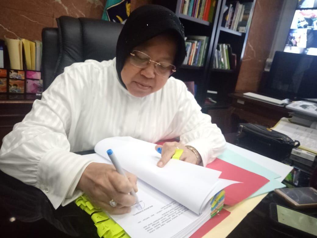 Bantu Korban Gempa Lombok, Pemkot Surabaya Akan Bangun Gedung Sekolah