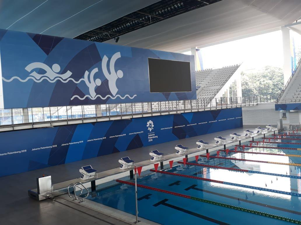 Mengintip Wajah Baru Arena GBK, Siap untuk Asian Games Nih