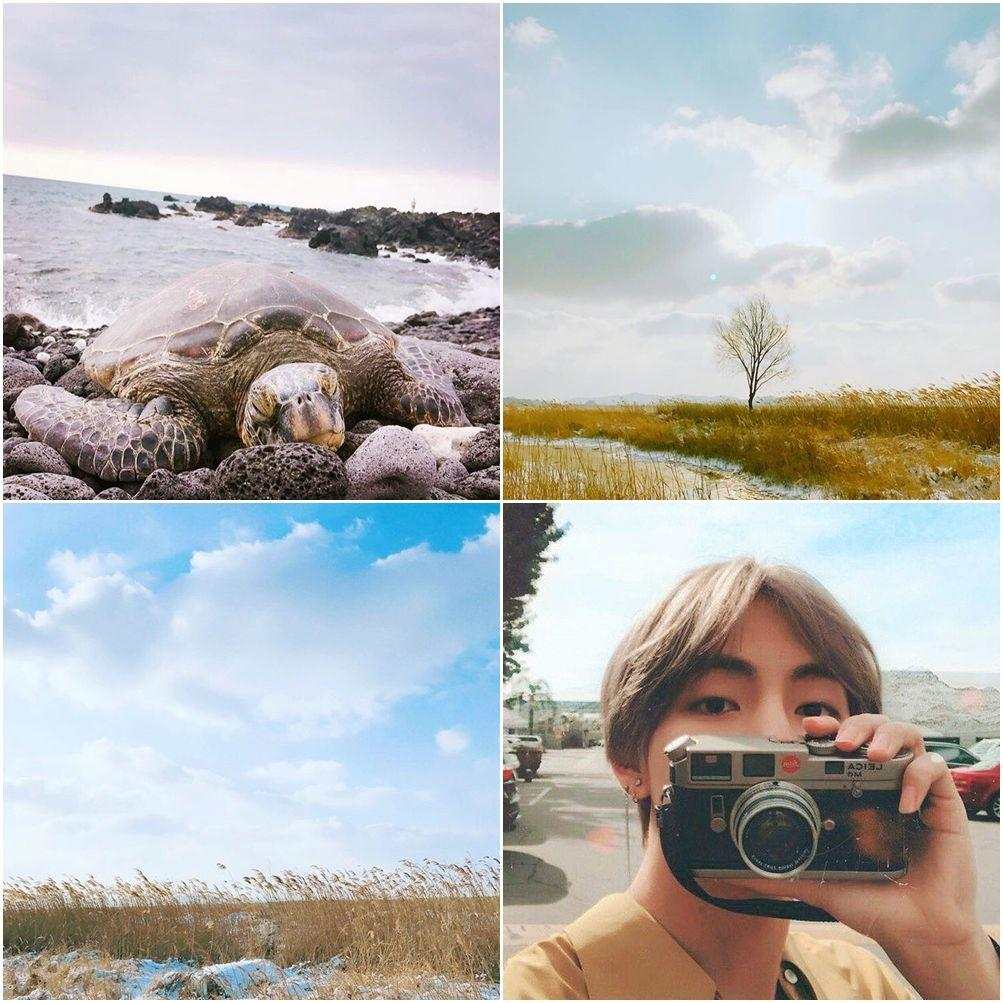 Wow, 8 Idol KPop ini Punya Bakat Menjadi Fotografer Profesional