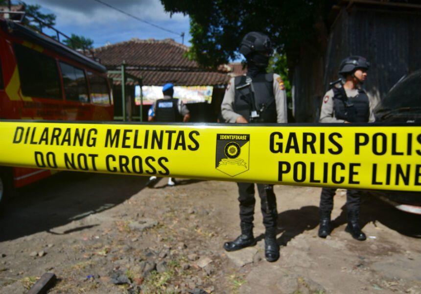 283 Terduga Teroris Ditangkap Pasca Serangan Teror di Surabaya