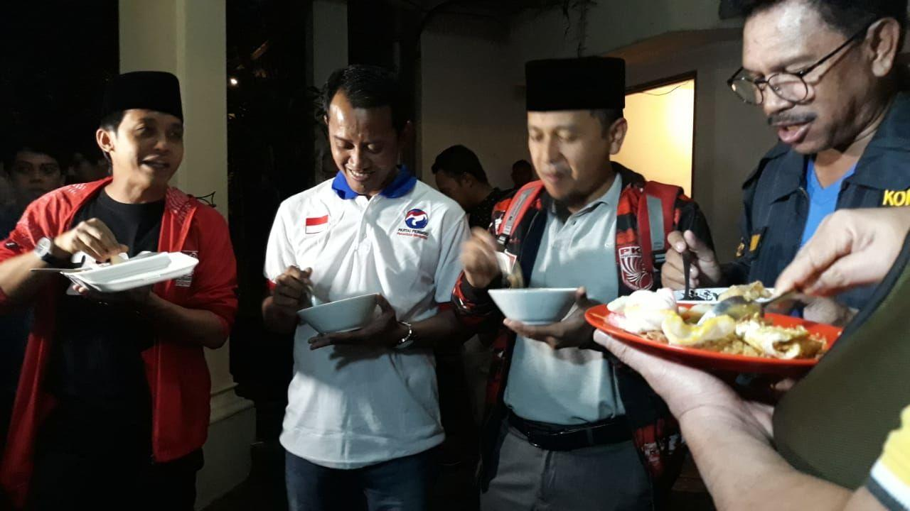 Siapkan Program Keumatan, Koalisi Jokowi Buka Masukan Tokoh Masyarakat